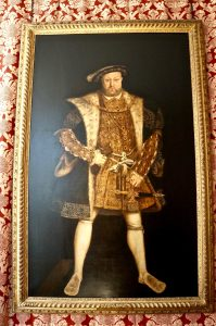 Lieblingsschloß von Henry VIII.Lieblingsschloß von Henry VIII.