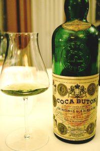Coca Buton 1945