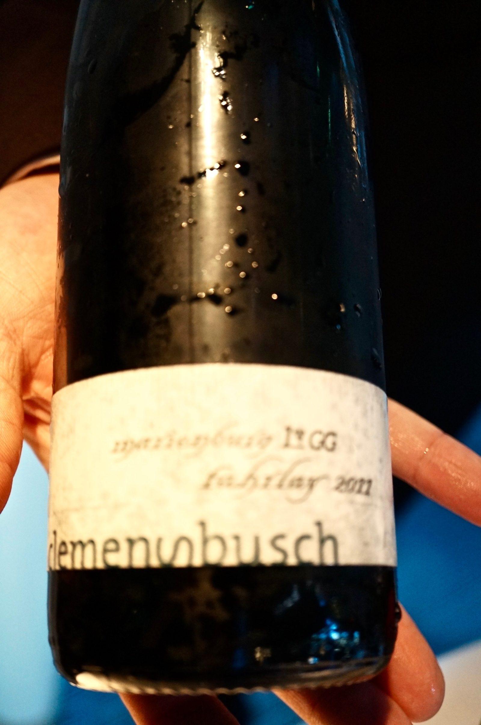"2011 Clemens Busch ""Marienburg GG Fahrlay"" Mose"