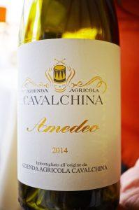 Weinbegleitung Amadeo