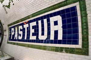 den Rückweg habe ich mit der Metro angetreten