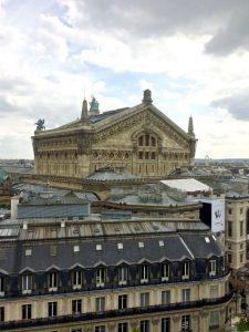 imposant: Palais Garnier
