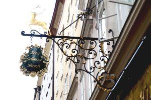 Aperitiv im Hotel Goldener Hirsch