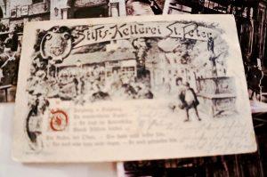 Postkarte aus der Sammlung