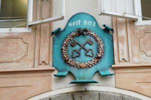 das älterste Gasthaus Mitteleuropas