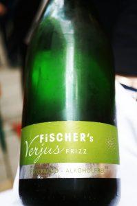Alkoholfrei - Fischer's Verjus Frizz