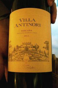Villa Antinori 2011