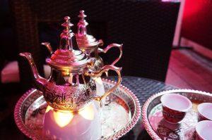 ein Ausklang mit arabischem Kaffee