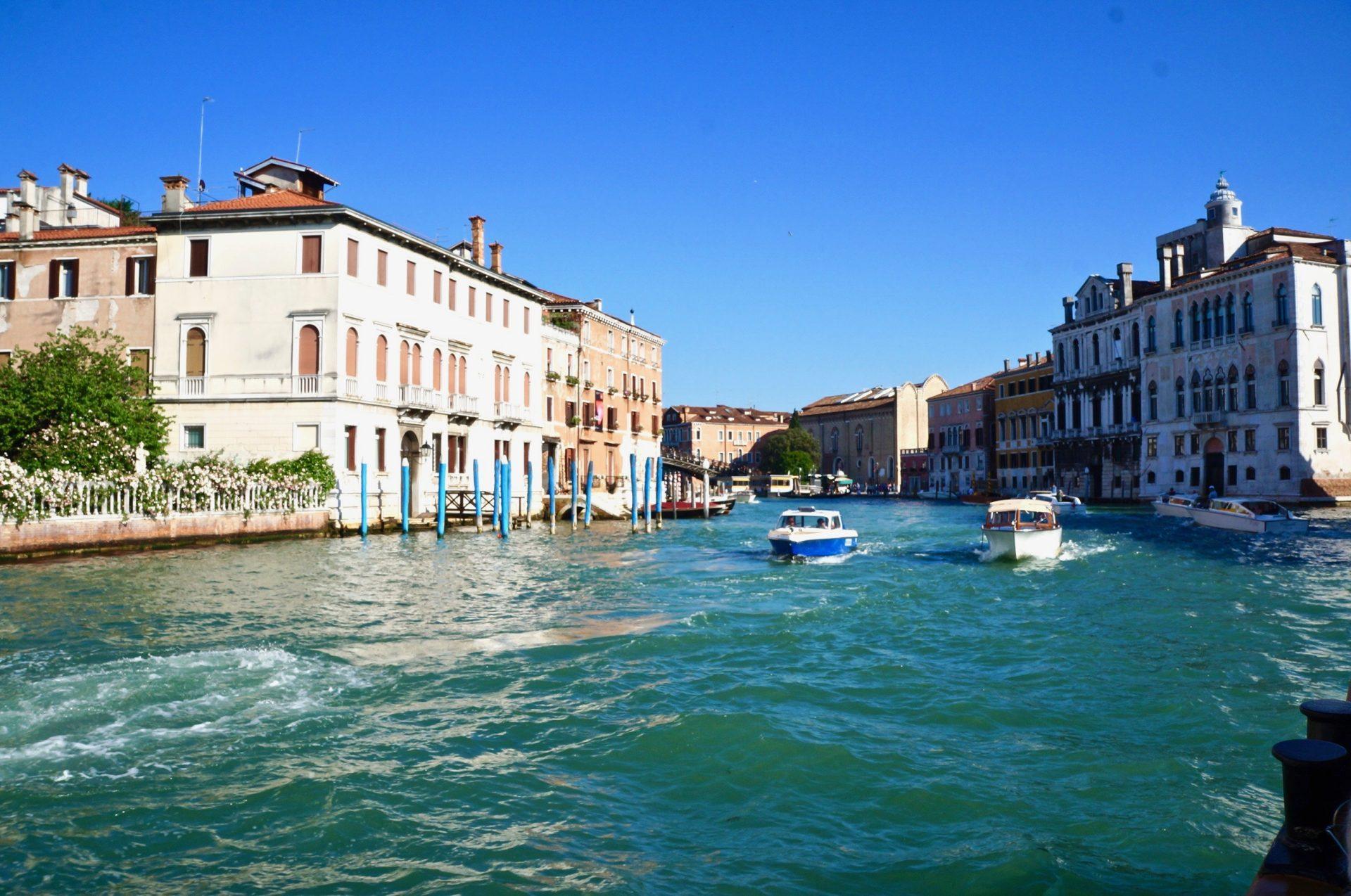 Nach Jahren wieder im schönen Venedig