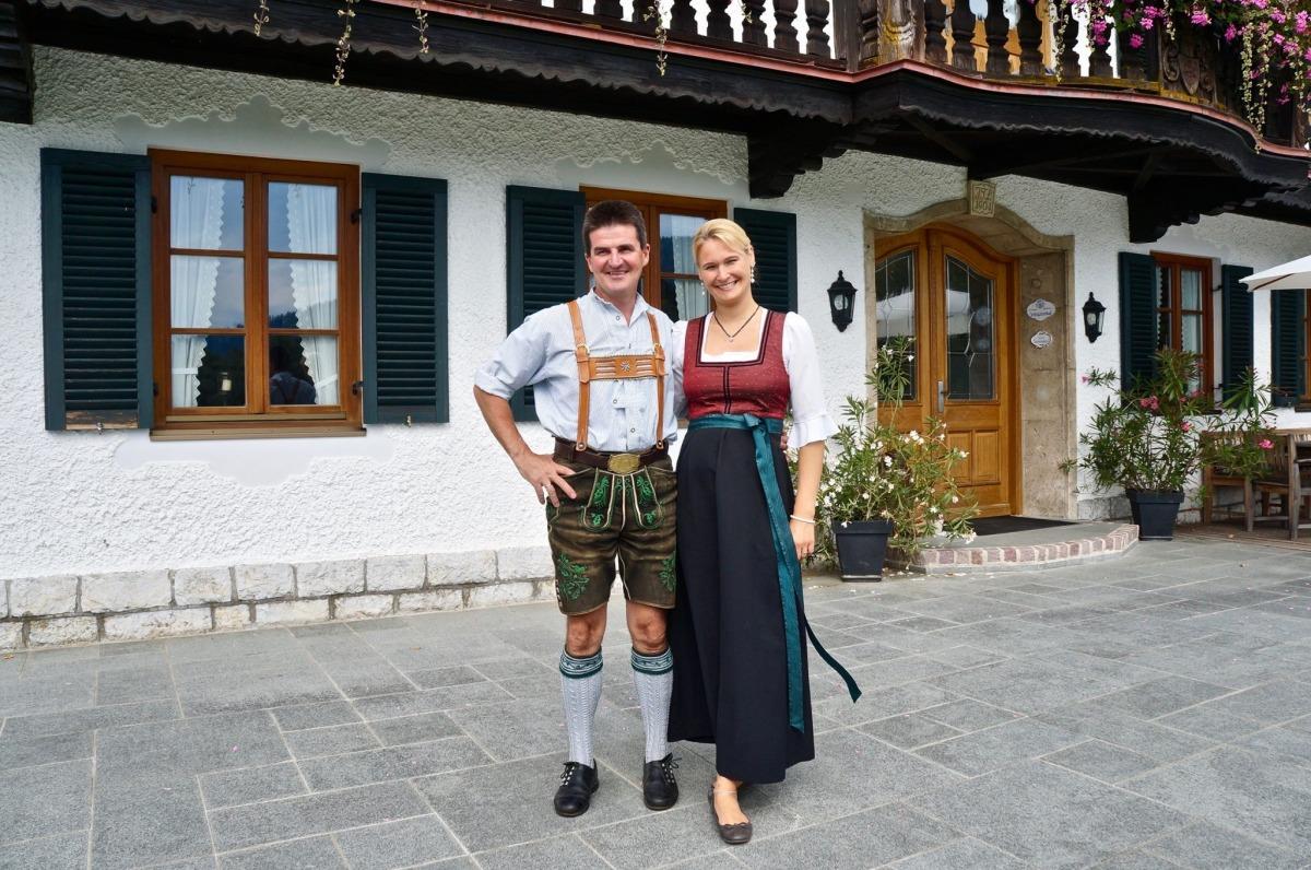 Andreas und Anna-Maria Liedschreiber