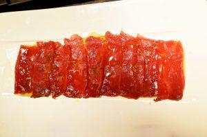 sensationeller Thunfisch vom Chef
