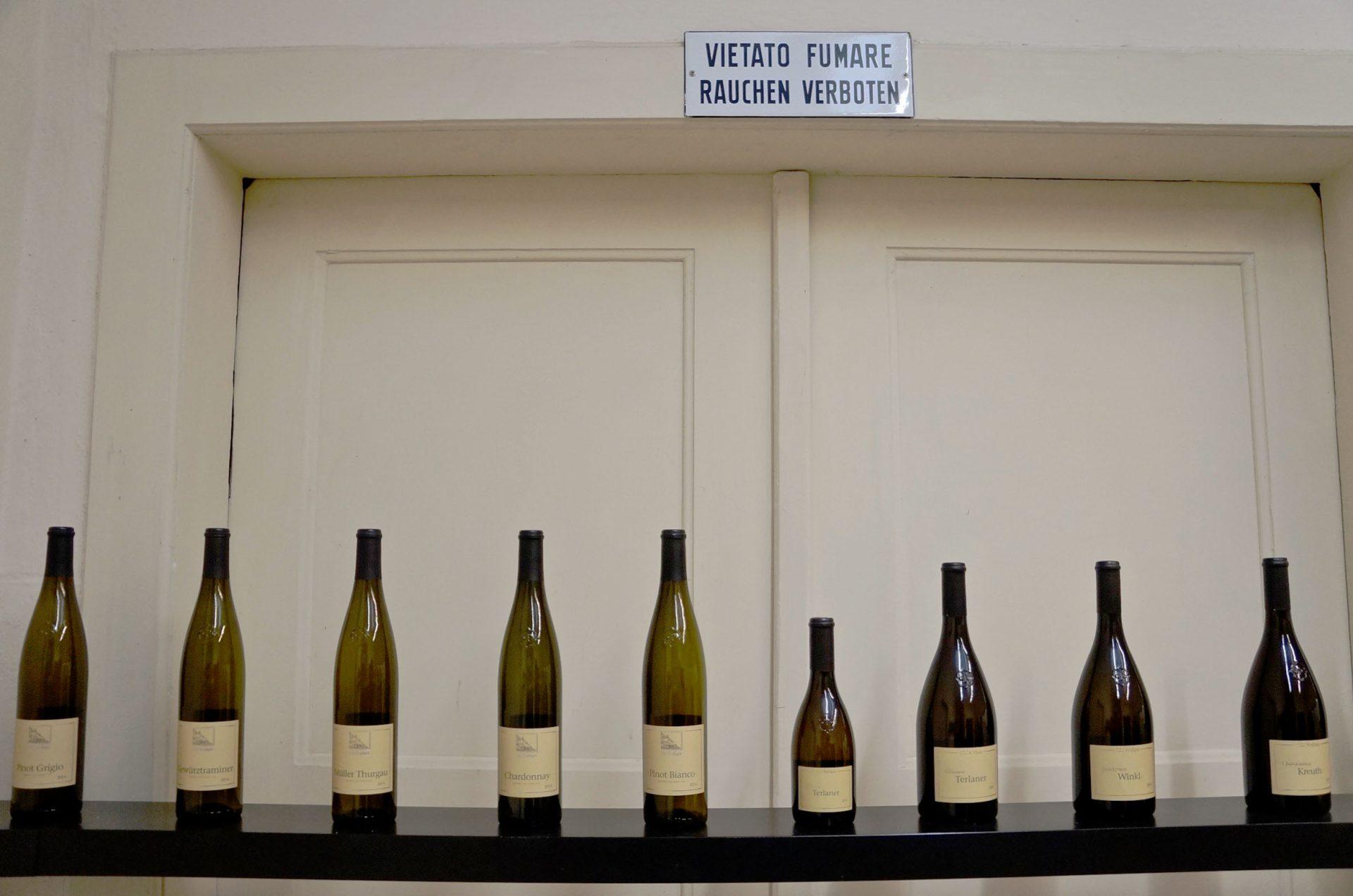 Cantina Terlan – Ein Besuch bei Weinbauern und im Weinkeller