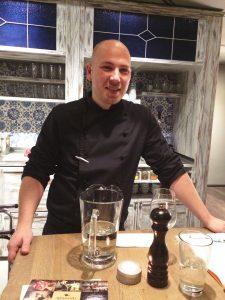 Küchenchef Sven Segler