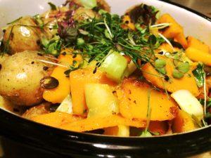 und Kartoffeln