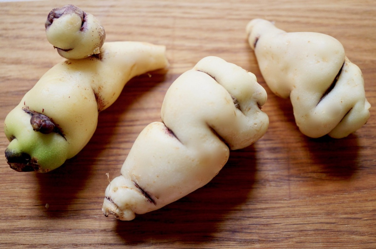 Zimtkartoffeln