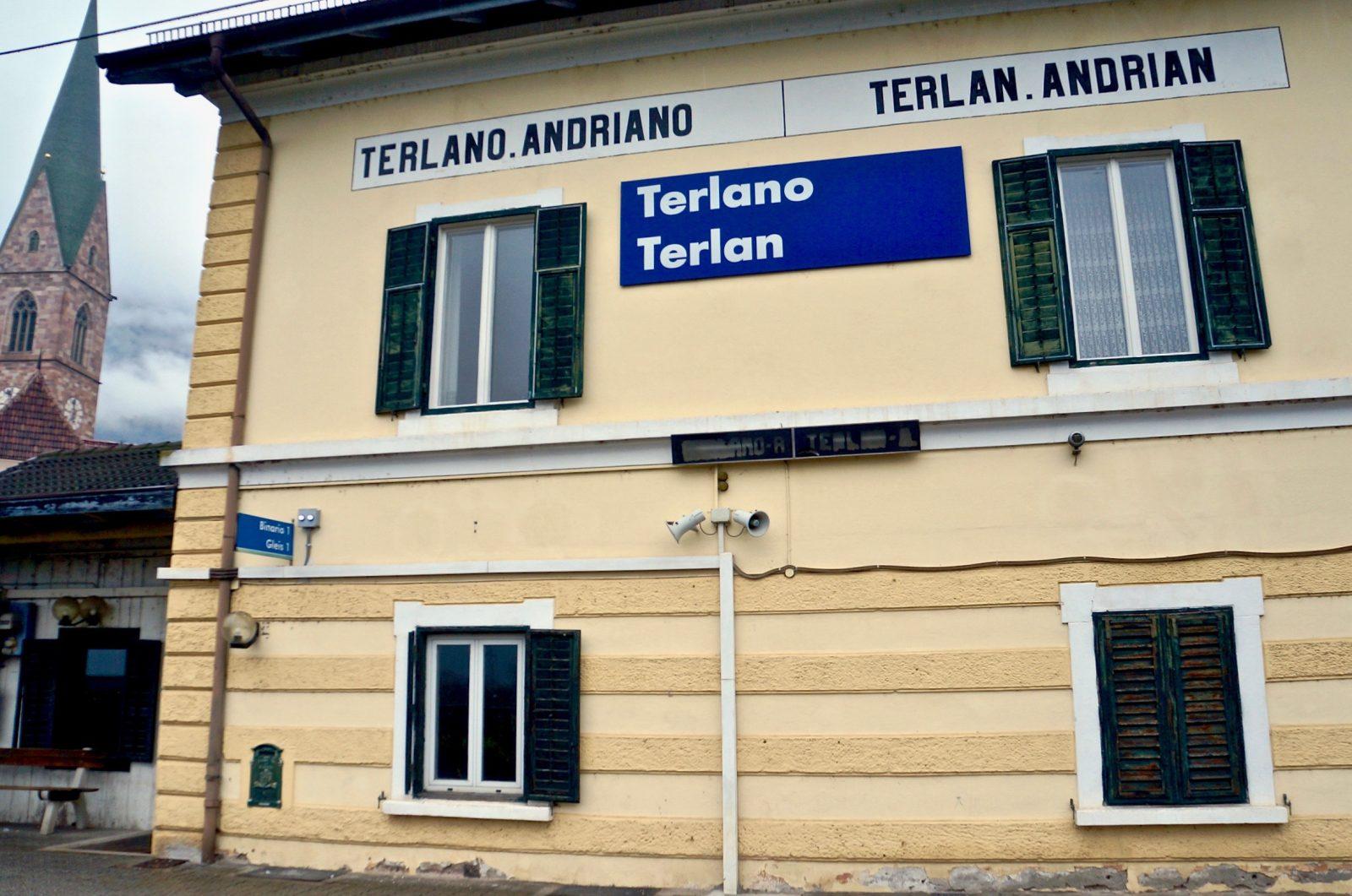 Angekommen in Terlan