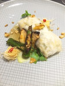 Durian, Okra, Kräutersaitling