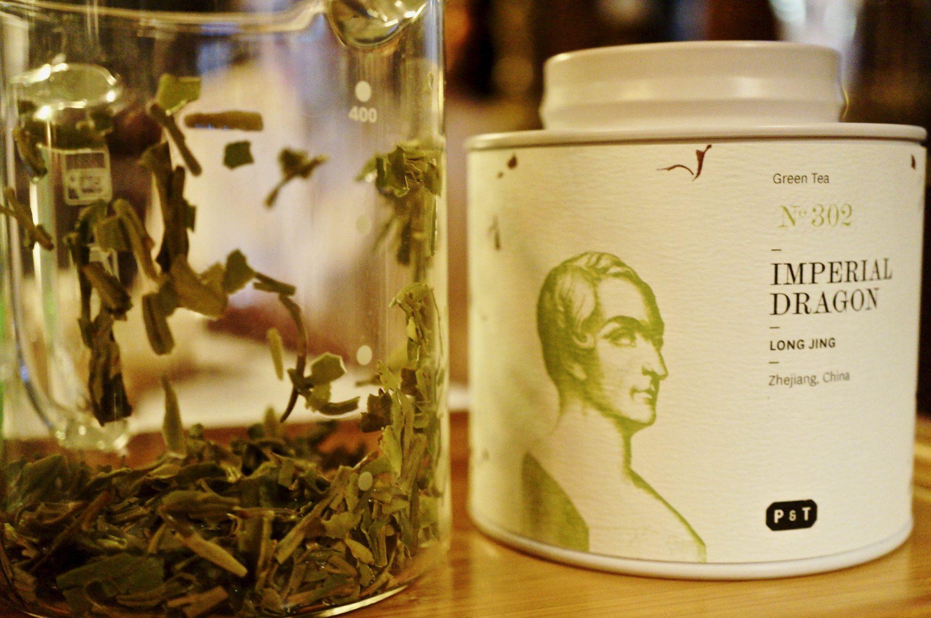 Tea Time mit P&T bei Feinkost Käfer
