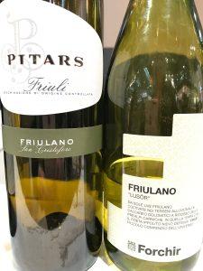 Pitars und Friulano