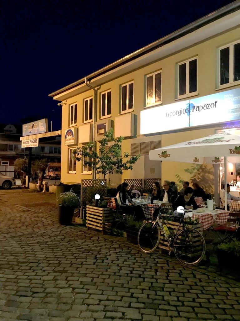 Papazoff's – Griechisch essen im Viehhof München