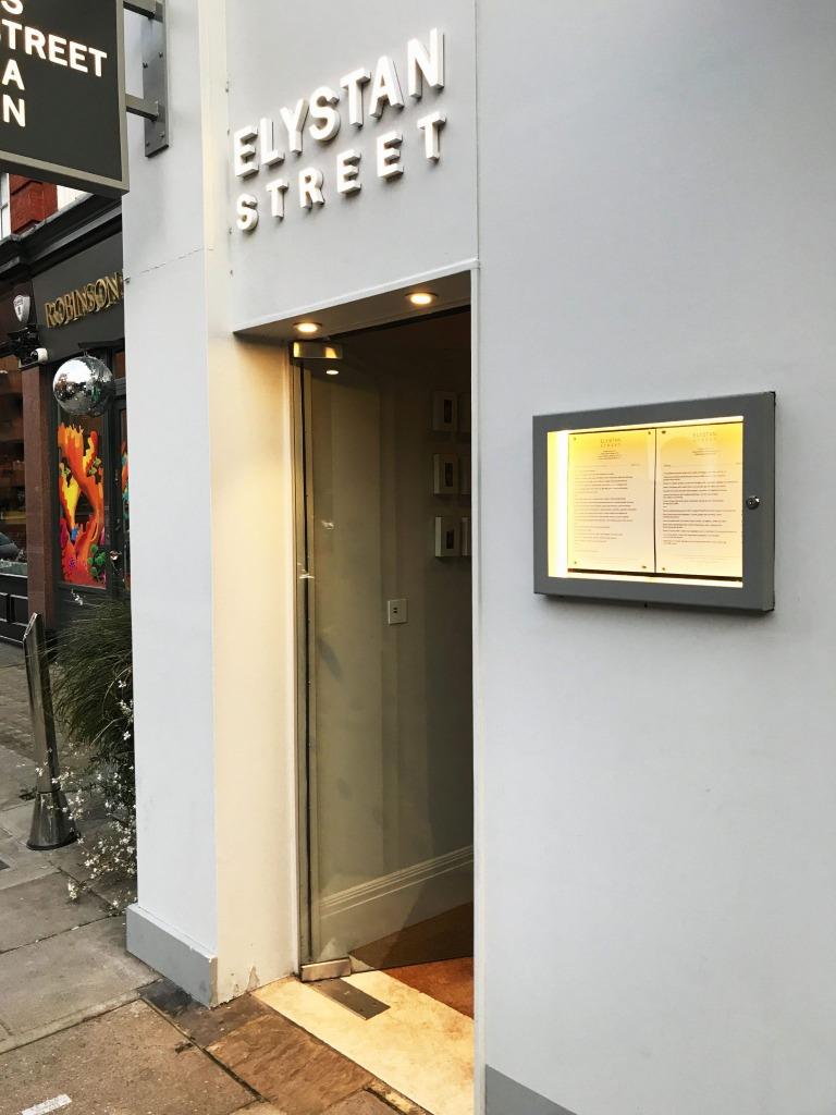 Philip Howard – Elystan Street