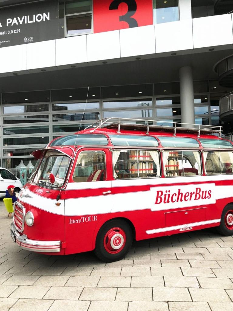 Ein kleiner Rückblick auf die Frankfurter Buchmesse