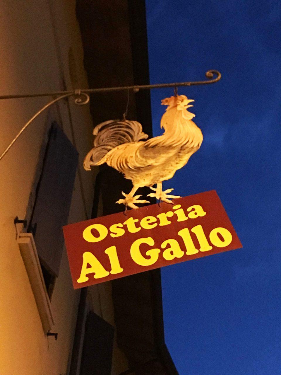 Drei Restaurants am Gardasee in Saló und Toscolano Maderno