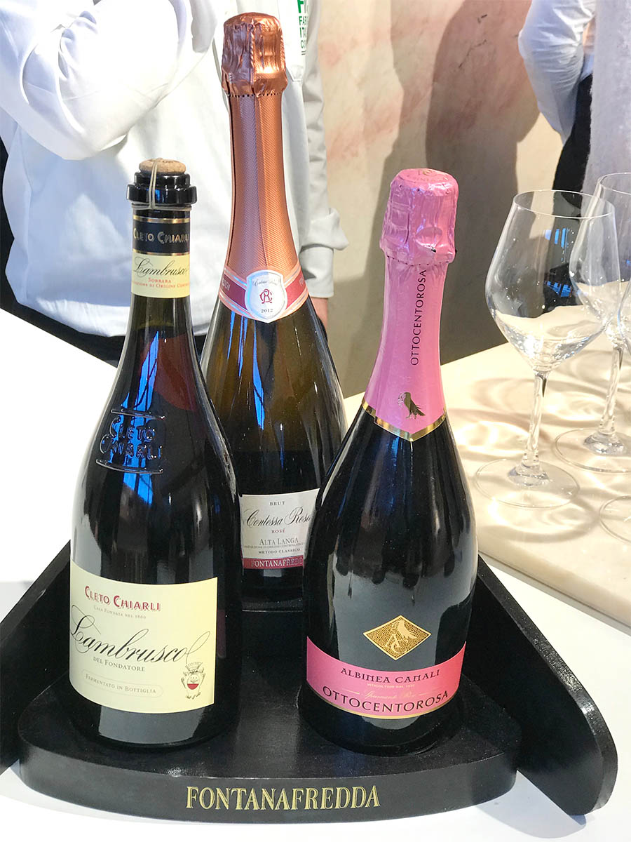Lambrusco & Spumante