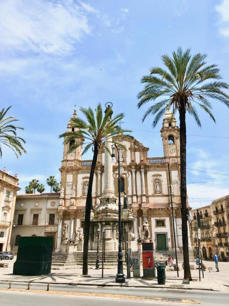 Ein Marktbesuch auf dem Mercato del Capo – Palermo