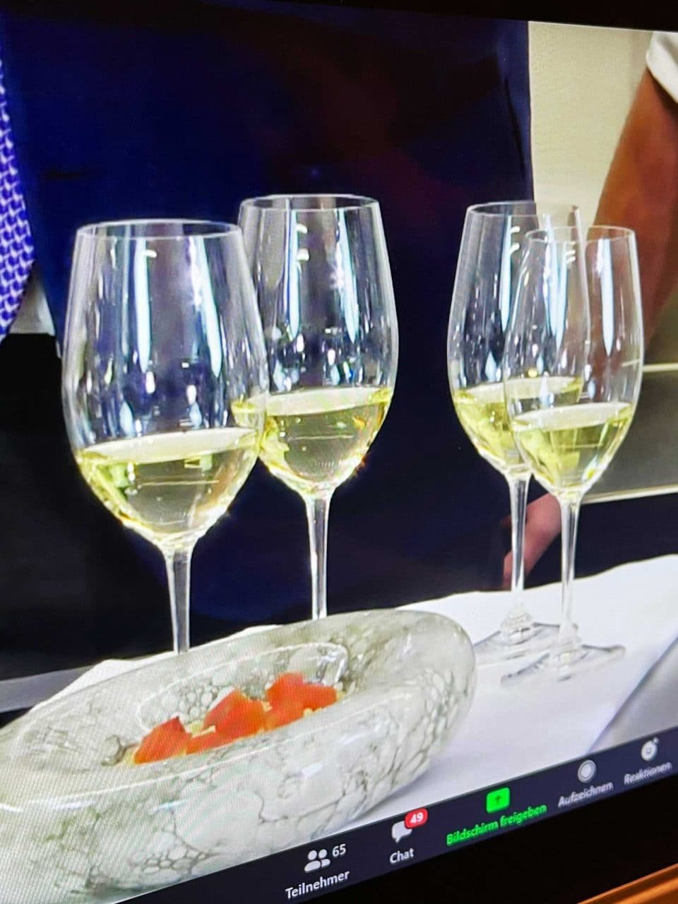 2 Michelin Star Online-Cooking-Masterclass mit Harry's Piccolo Triest