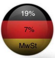 Steuersätze Deutschland