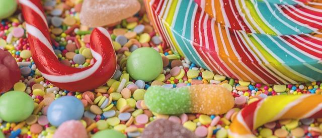 Mehrwertsteuer auf Süßigkeiten