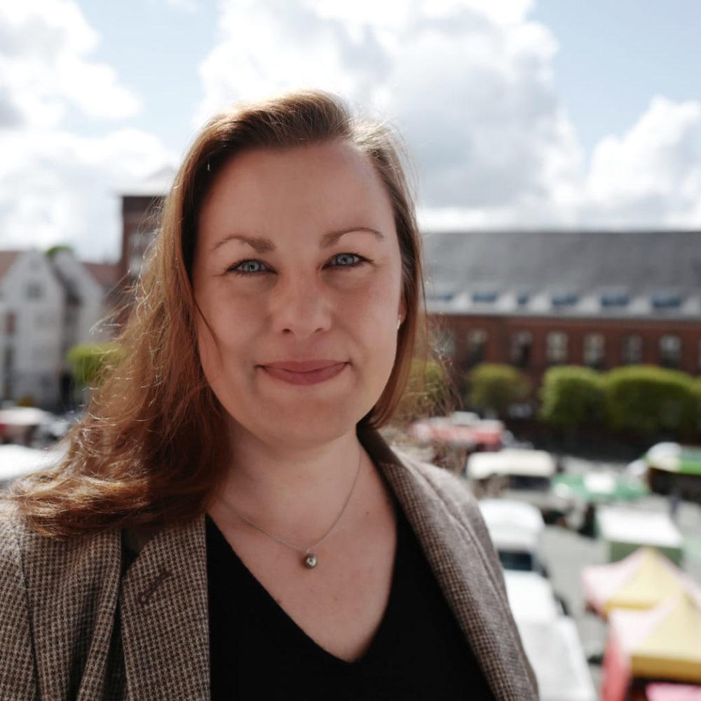Portrait maren Kückmann