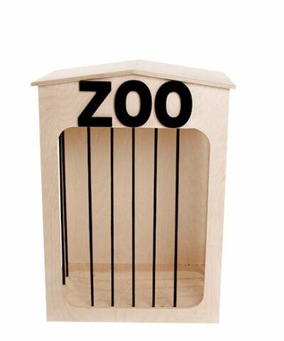 Praktisk opbevaring af bamser | Teddy Zoo