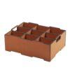 Mellemrum til stabelkasse | Space divider for large stacking box