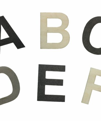 Alfabet magneter