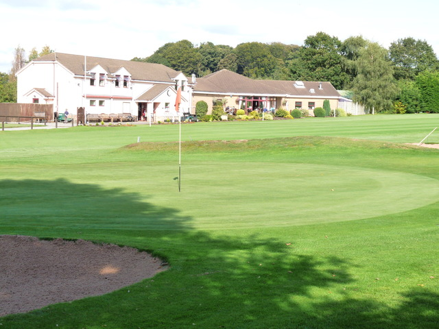 Golf-Club-House