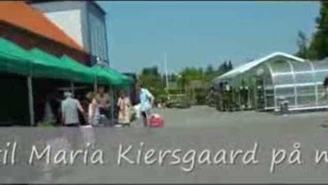 Video fra Farmers Market i Sorø