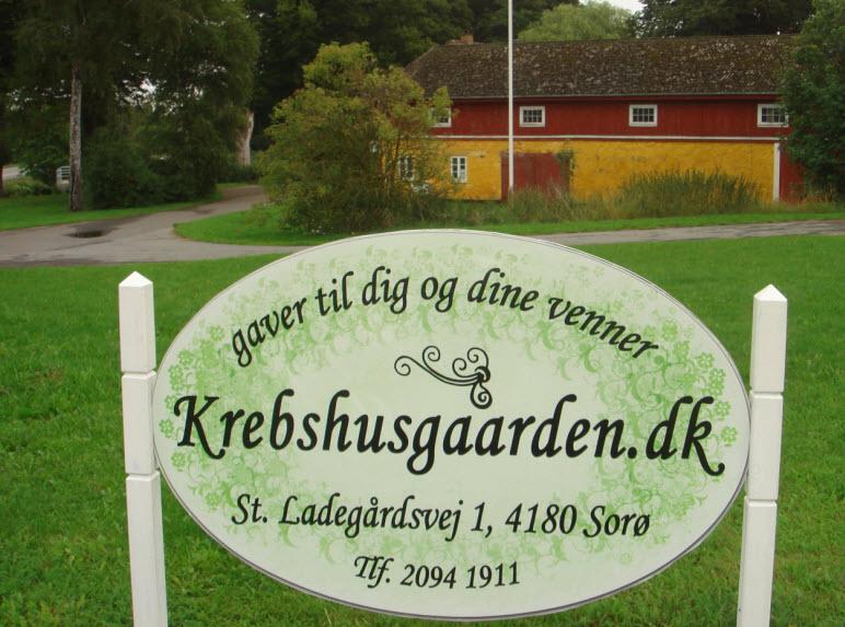 Udsalg i Krebshusgaarden