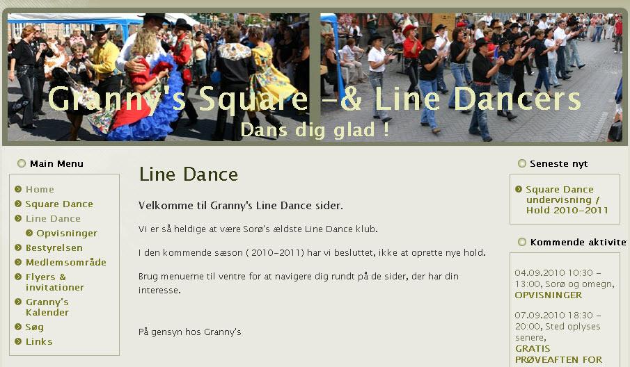 New Star Line Dancers Sorø