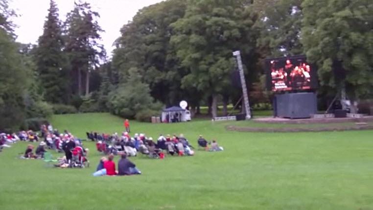 Opera i Akademihaven (video)