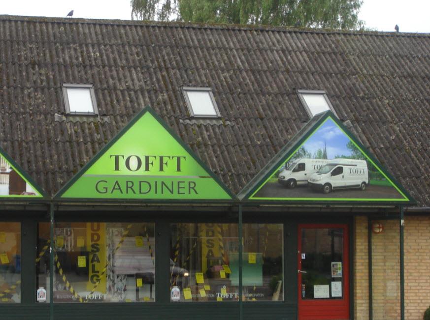 Udsalg hos Tofft i Sorø