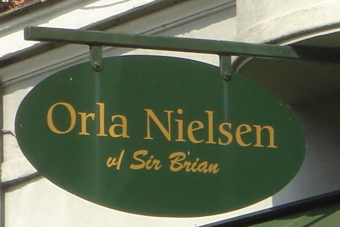 Orla Nielsen v/ Sir Brian