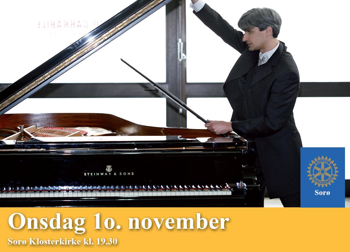 Feeling Chopin i Sorø