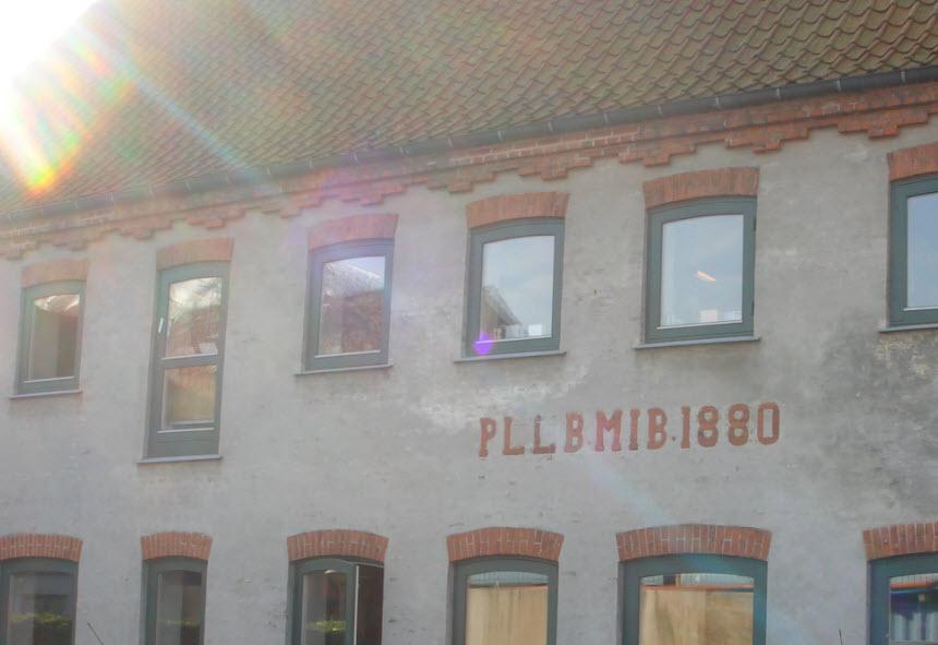 Lys over Sorø Bibliotek