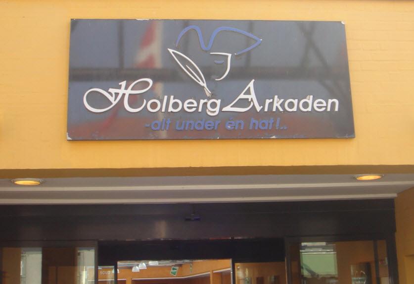 Kramer all over i Holberg Arkaden
