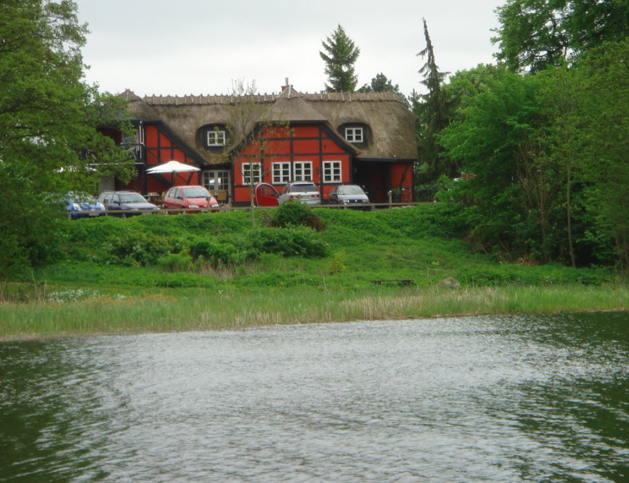 Støvlet Katrines Hus