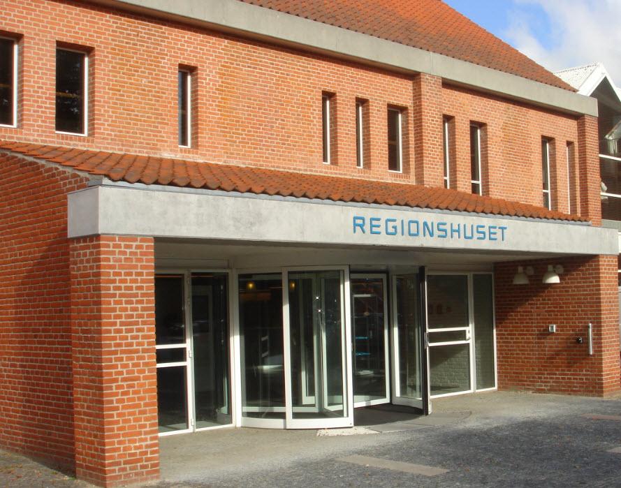Regionshuset i Sorø