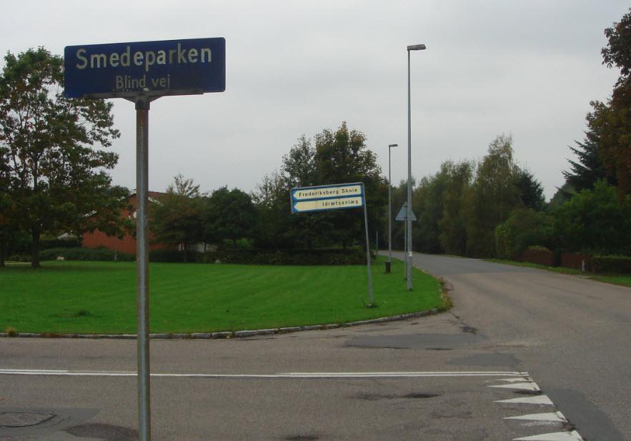 Frederiksberg Hallen - denne vej