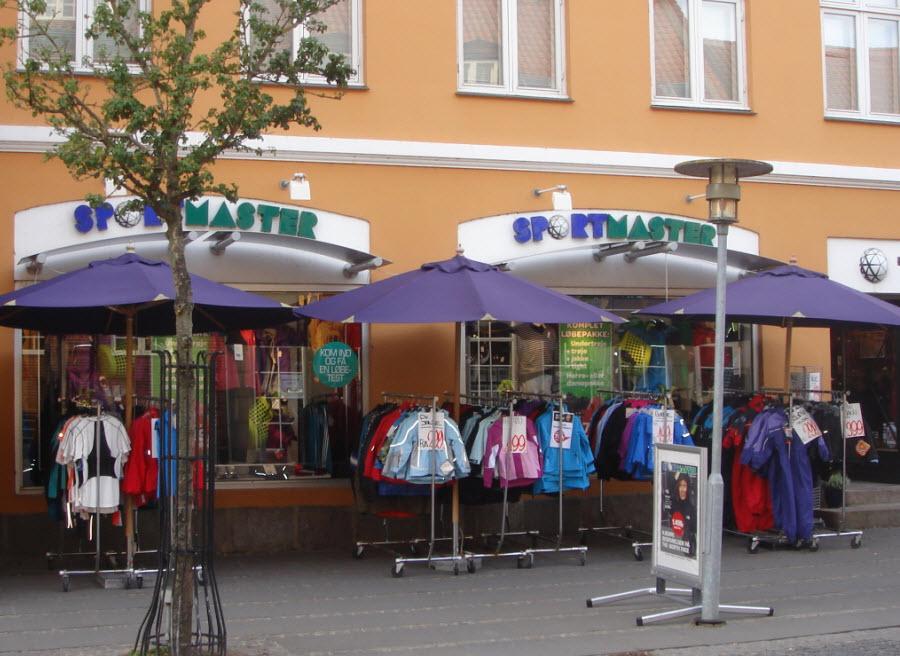 Sportmaster i Sorø